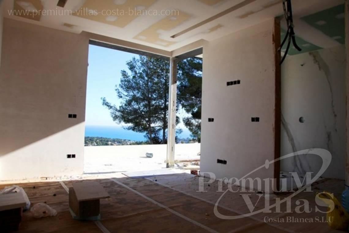 - C2000 - Modern luxury villa in Benissa for sale with stunning sea view 13
