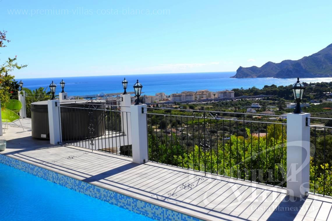 - C2108 - Amazing villa near Altea Old town with sea views  3