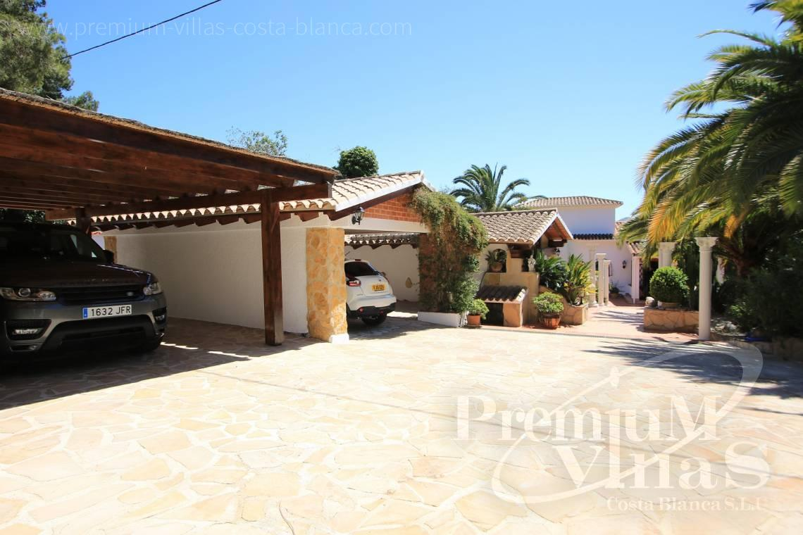 - C2151 - A real paradise on a double plot only 900m from the sea in Benissa 14