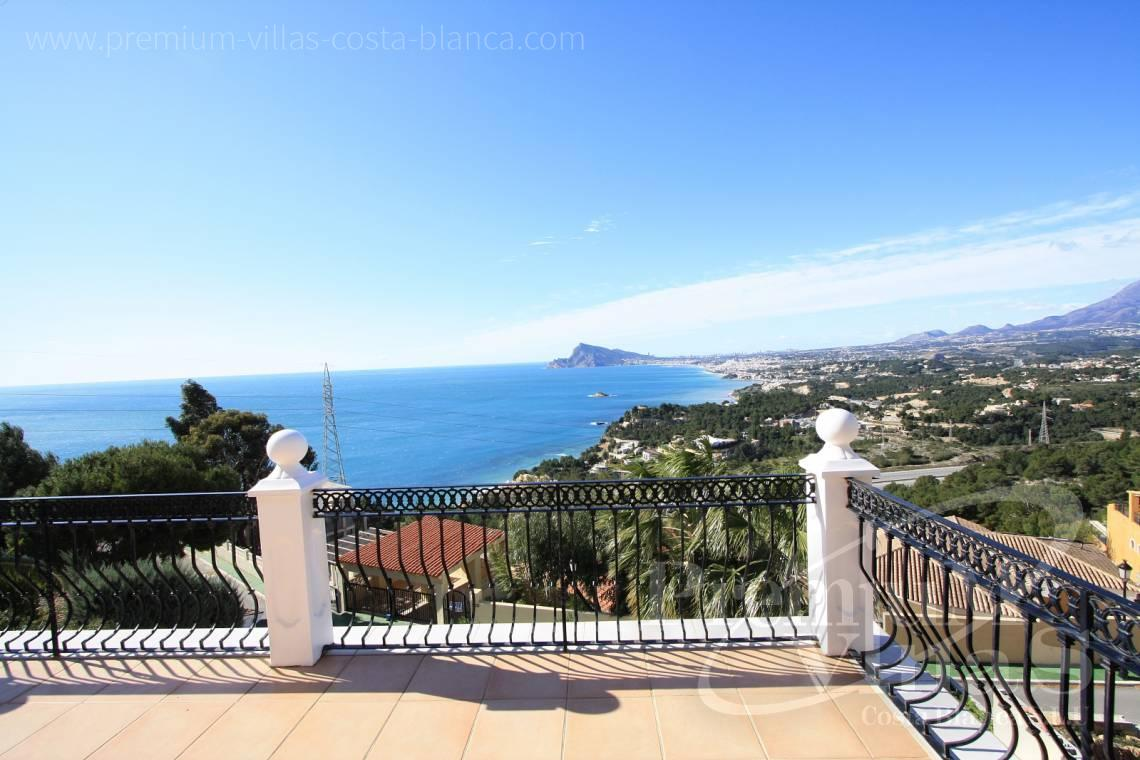 3 bedrooms villa house property for sale Altea Hills - C1761 - Villa for sale with superb sea views in Altea Hills 14