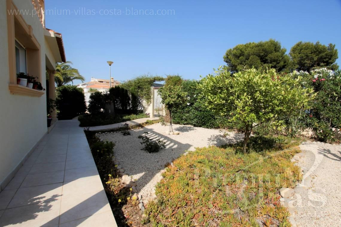 - C2183 - Villa in central urbanization of Calpe close to the beaches and all amenities 26