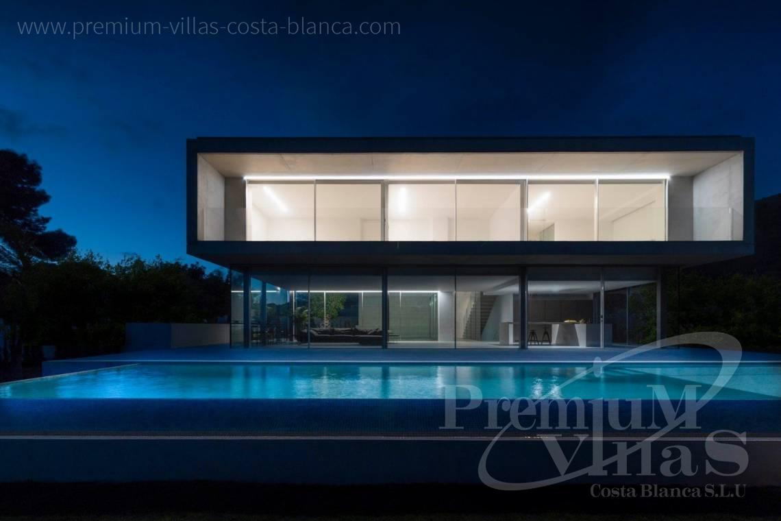 Buy house villa mansion luxury Moraira Costa Blanca - C2343 - Modern luxury villa in Moraira 3