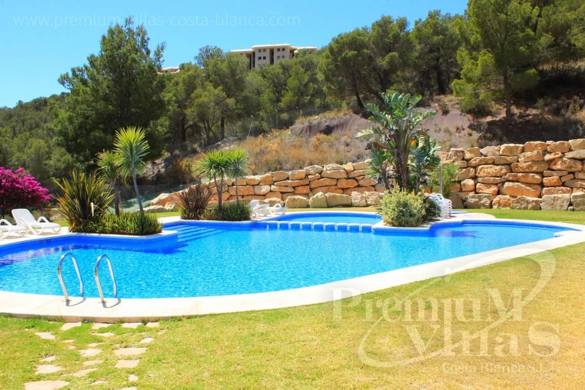 - A0523 - Luxury penthouse in Altea Hills with stunning sea views 15