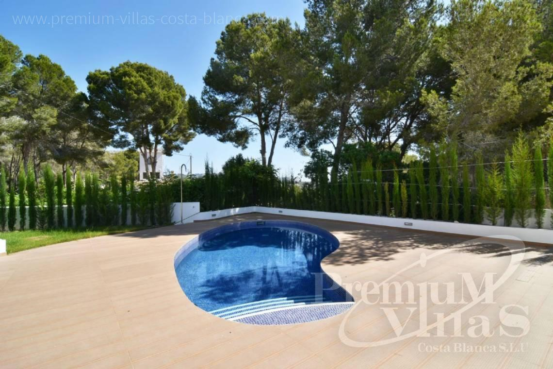 - C2168 - Modern villa in Benissa, 500m from the beach  6