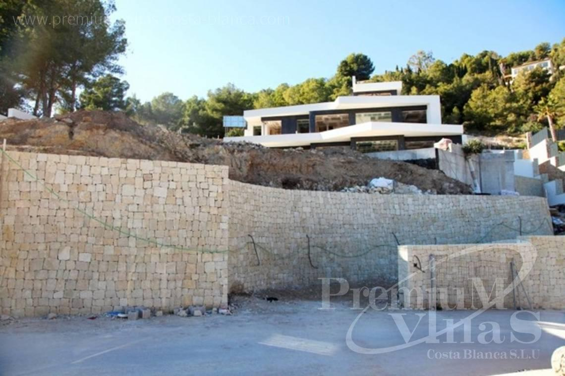 4 bedroom luxury villa for sale in Benissa Costa Blanca - C2000 - Modern luxury villa in Benissa for sale with stunning sea view 4