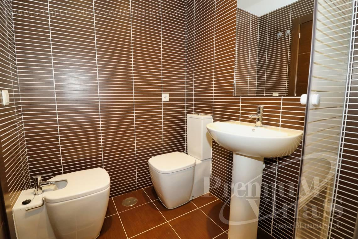 - A0612 - Modern apartment in residential Mare Nostrum, Altea 15