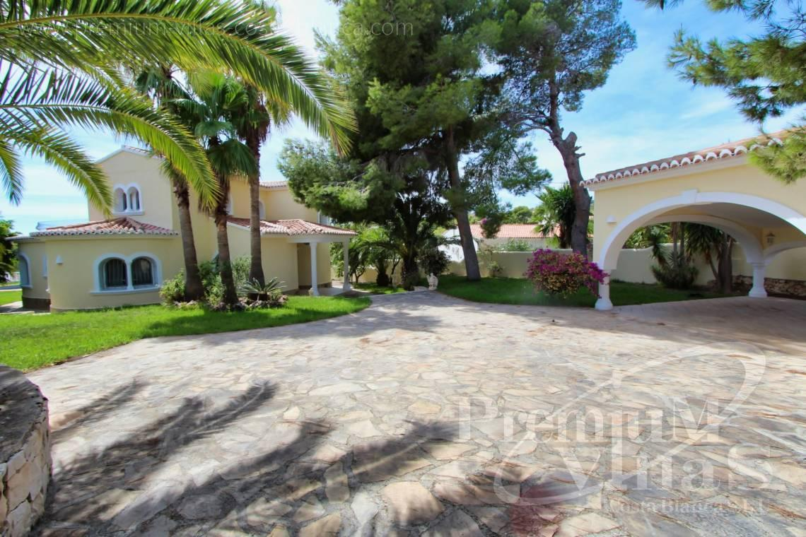 - C2337 - Luxury villa in Benissa with nice sea views 5