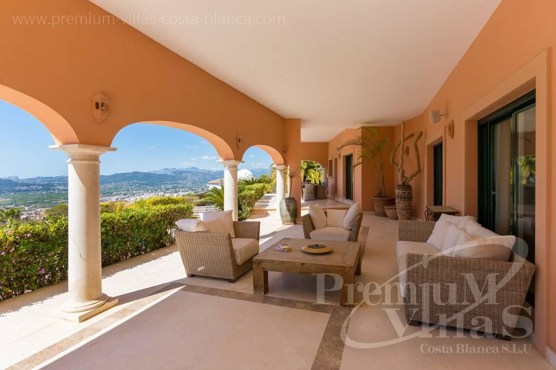 - C2196 - Javea: Wonderful villa in a privileged location with unbeatable sea views 23