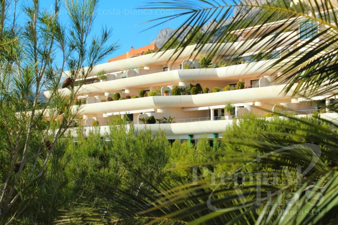 - A0563 - Opportunity! Penthouse in Altea Hills with 100m² terraces and a perfect sea view 12