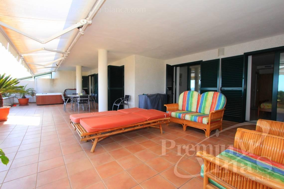 - A0563 - Opportunity! Penthouse in Altea Hills with 100m² terraces and a perfect sea view 5