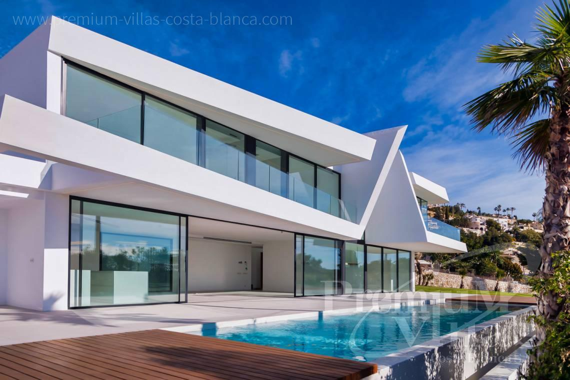 - C2127 - Luxury villa in Moraira 2.5 km from the beach with sea views 1