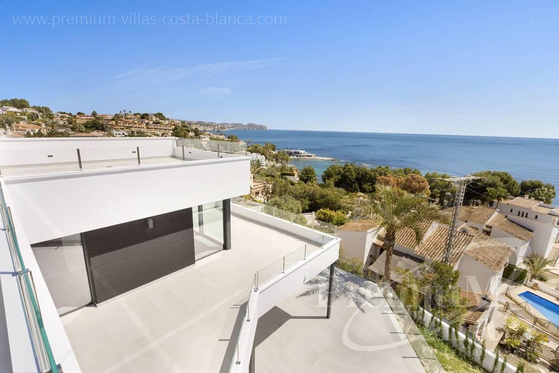 Buy a modern villa in Les Bassetes Calpe - C2374 - Luxury villa with sea views in Les Bassetes, Calpe 5