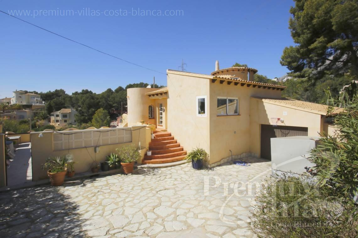 - C2052 - Mediterranean villa for sale with modern interior 25