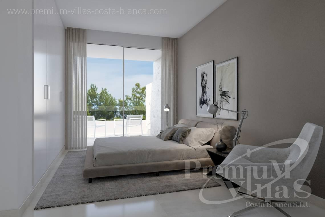 - C2349 - New construction semi detached houses in Finestrat 5