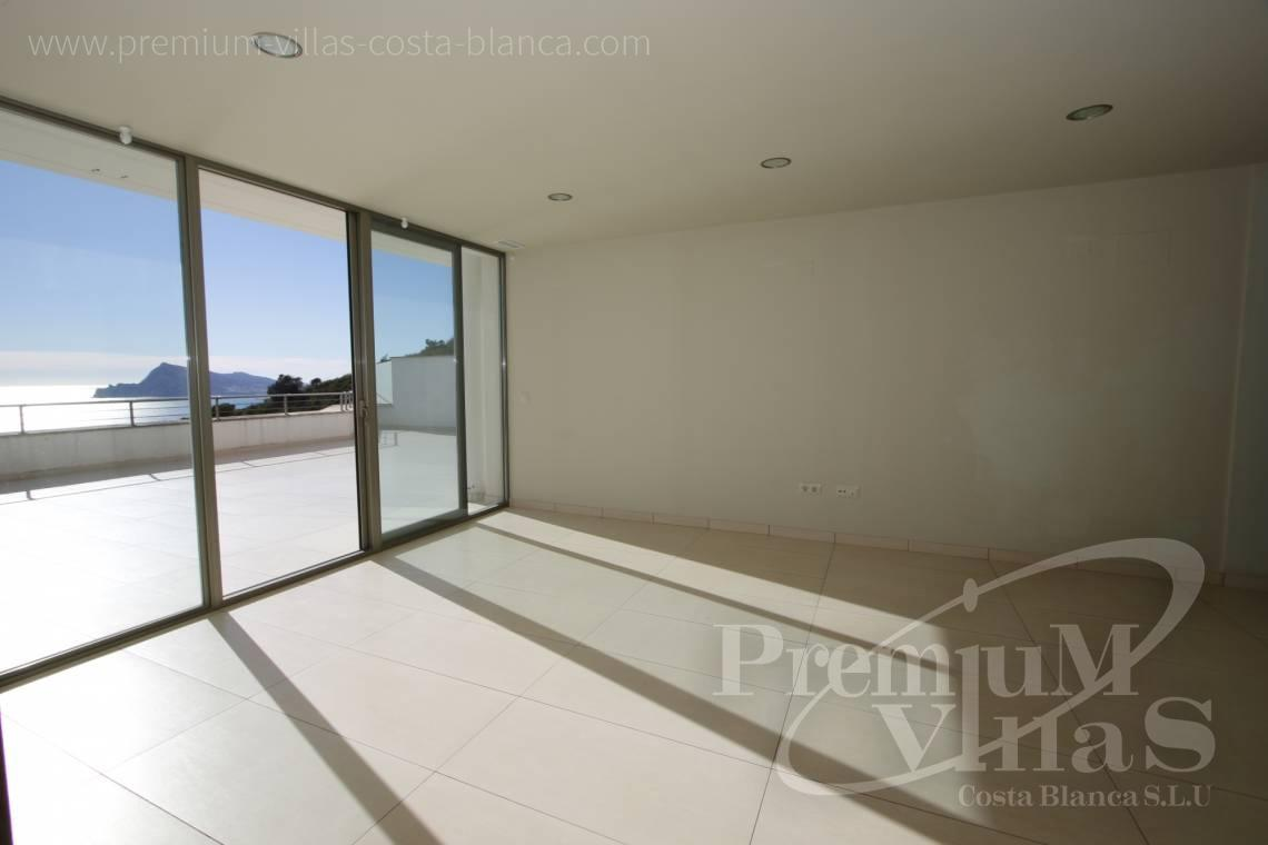Modern 3 bedroom apartments in Altea Costablanca - A0612 - Modern apartment in residential Mare Nostrum, Altea 12