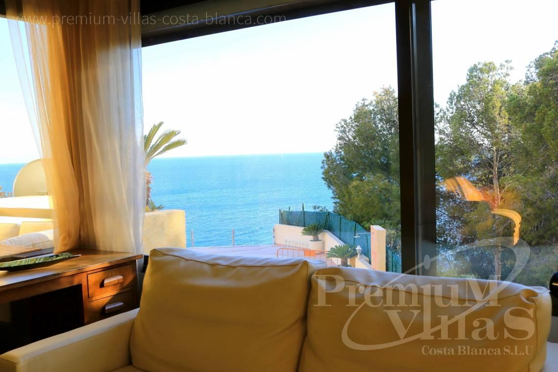- A0506 - Front line apartment with 2 terraces in Mascarat with great sea view 2