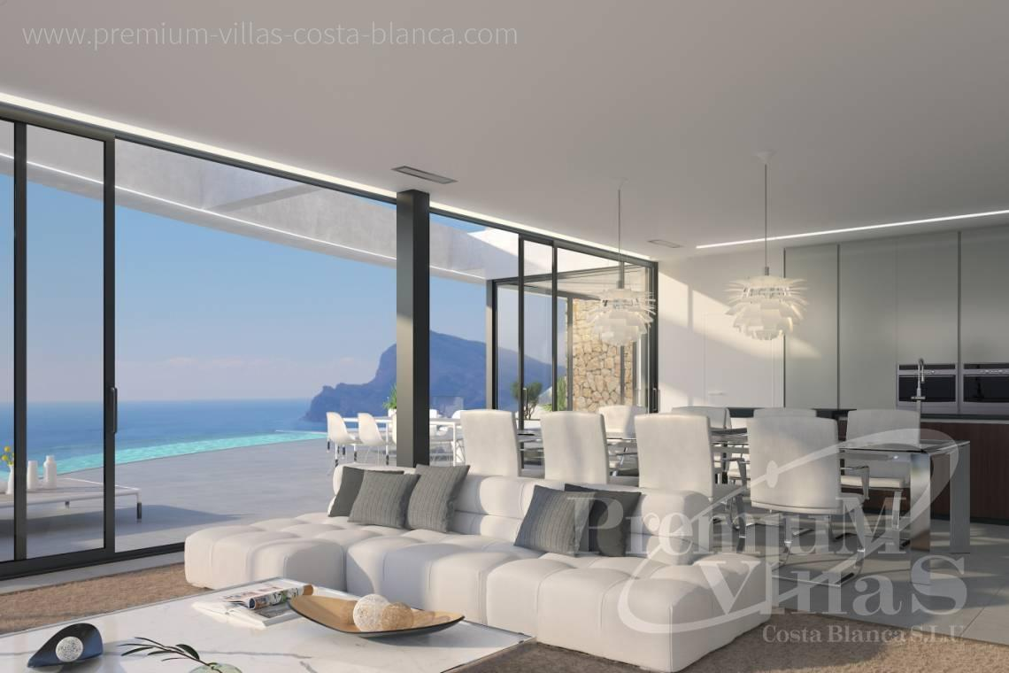 Buy 6 bedroom house villa mansion luxury Altea Costa Blanca - C1852 - Luxury villa with amazing sea views 7