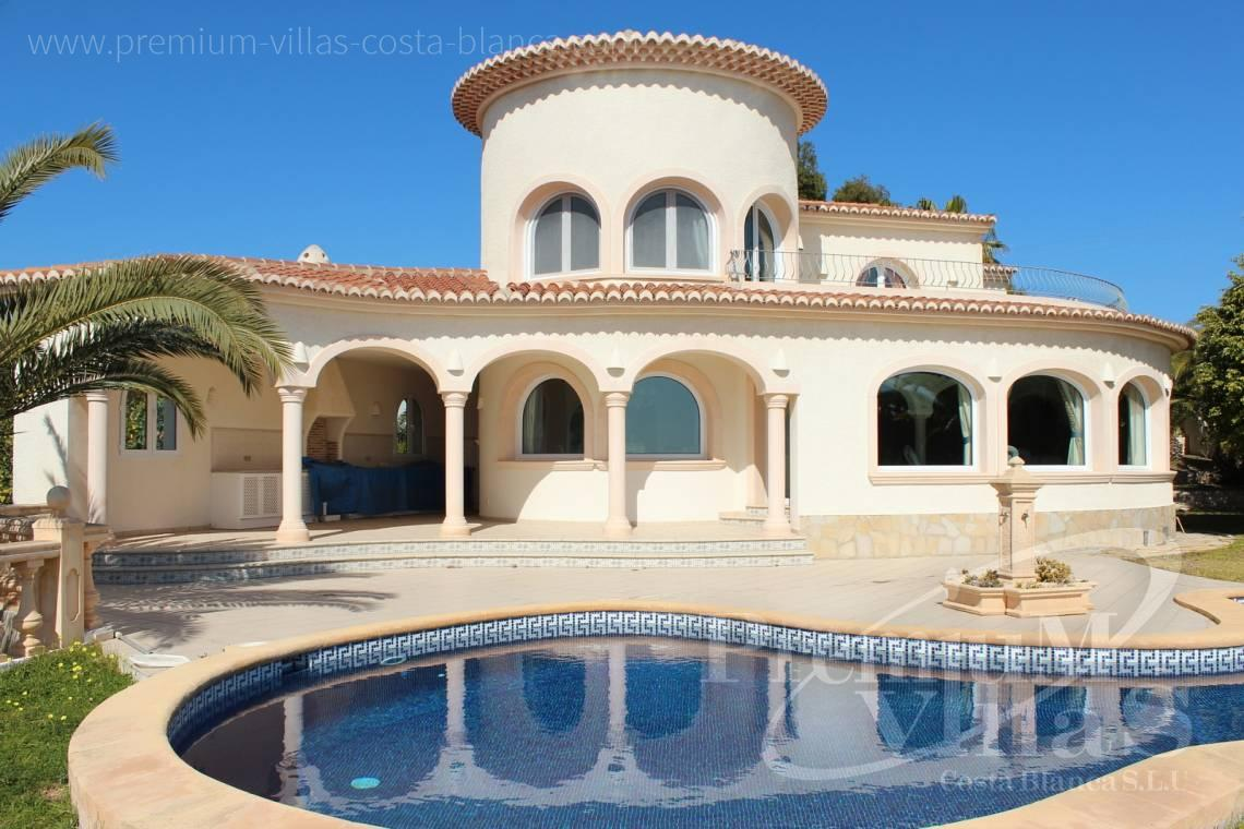 - C2337 - Luxury villa in Benissa with nice sea views 23