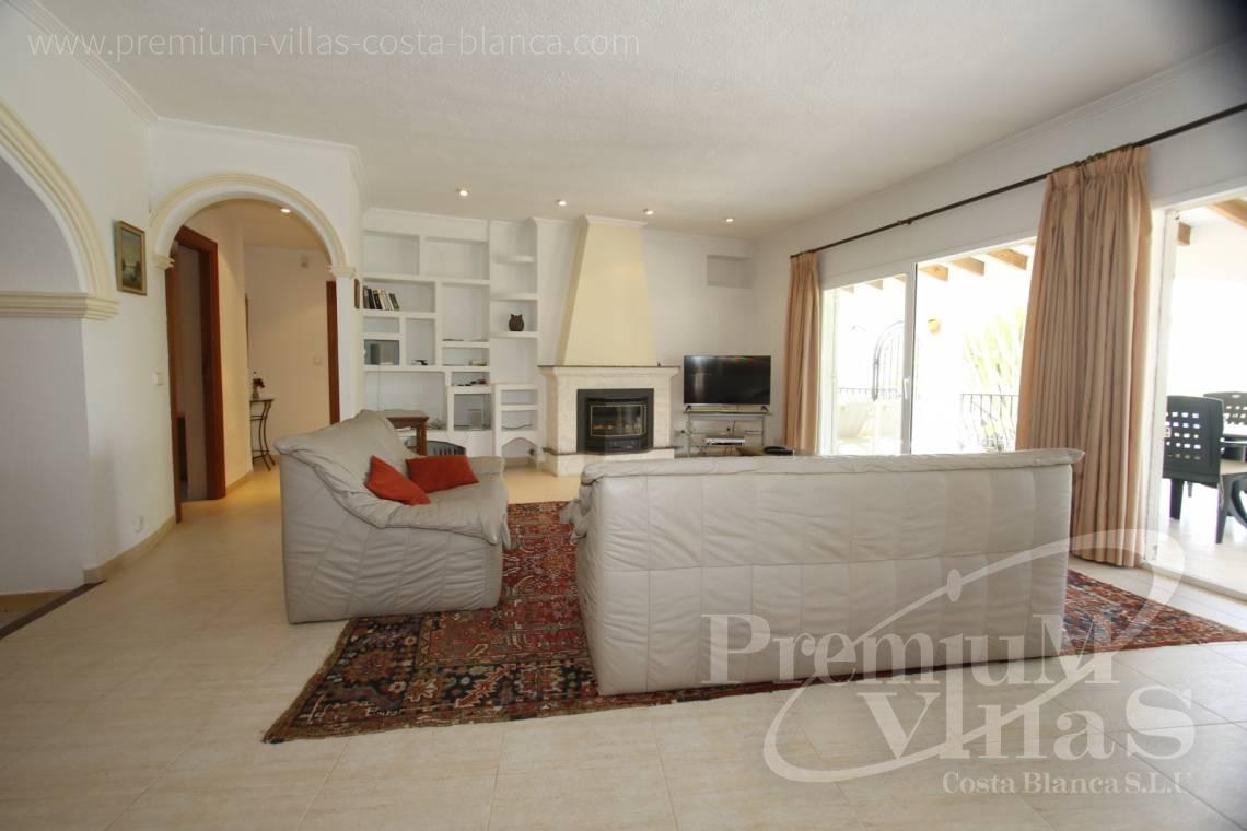 - C2162 - Villa in Altea with guest apartment and sea views 9