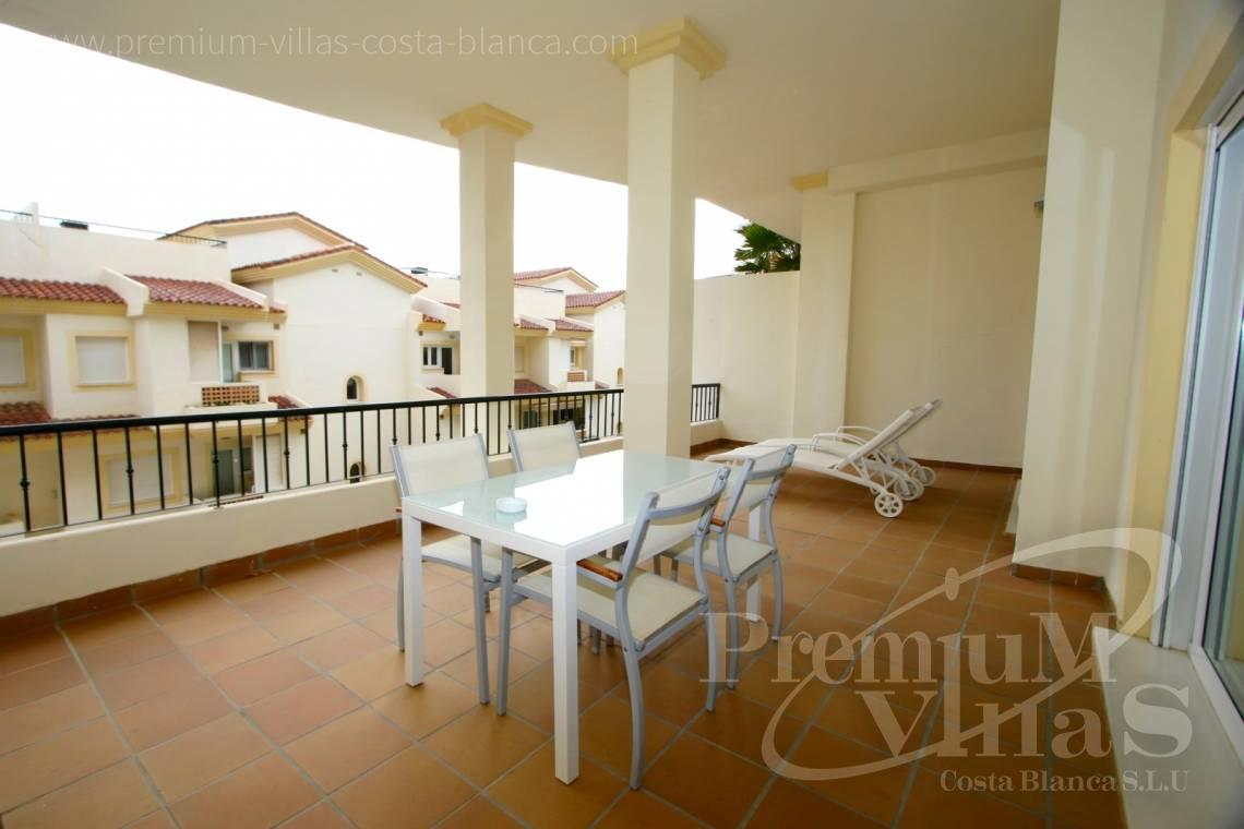 Apartment in urbanization Oasis Beach I Altea - A0565 - Apartment in Mascarat at 150m from the beach 12