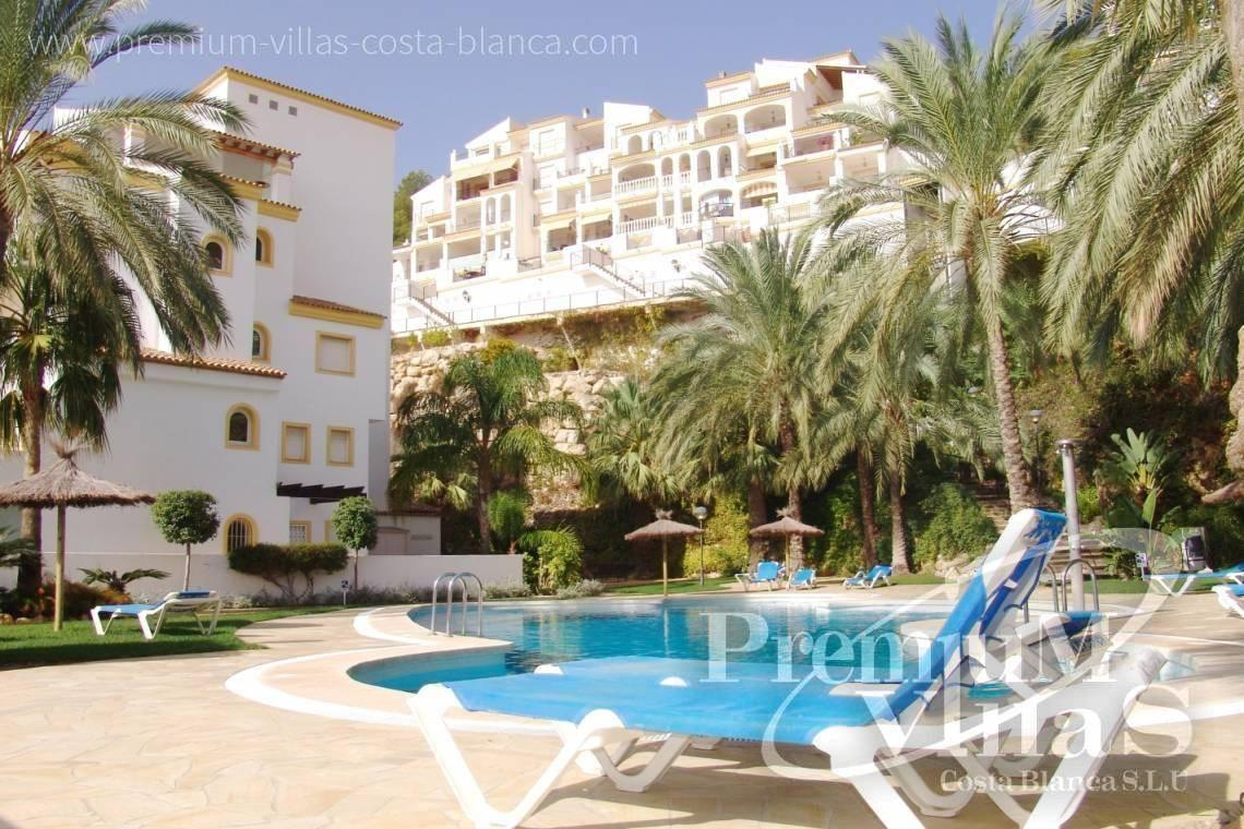 Buy apartment in Altea urbanization Altea Dorada - A0618 - Penthouse in the urbanization Altea Dorada in Mascarat 3