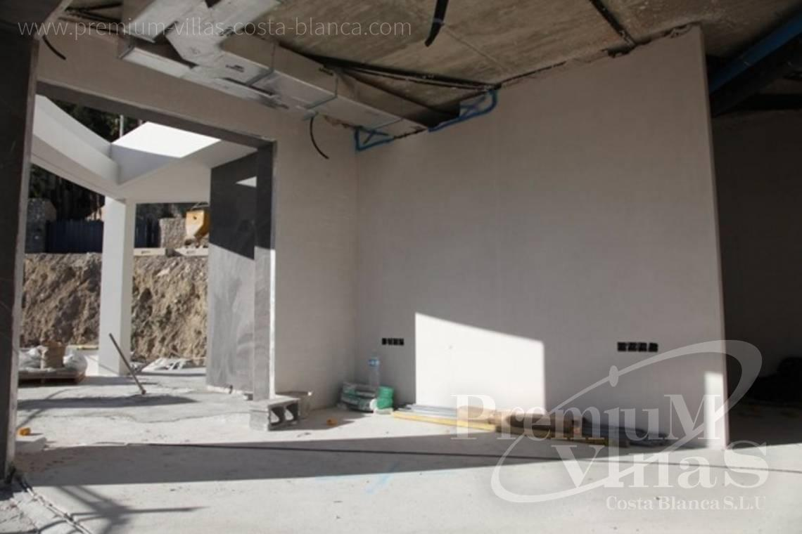 - C2122 - New project in Benissa with panoramic views over the whole Calpe. 14