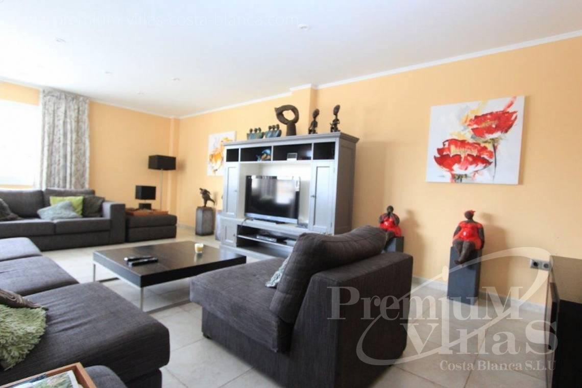 - C1893 - Modern villa in Calpe,  well located near the old town and the sea. 12