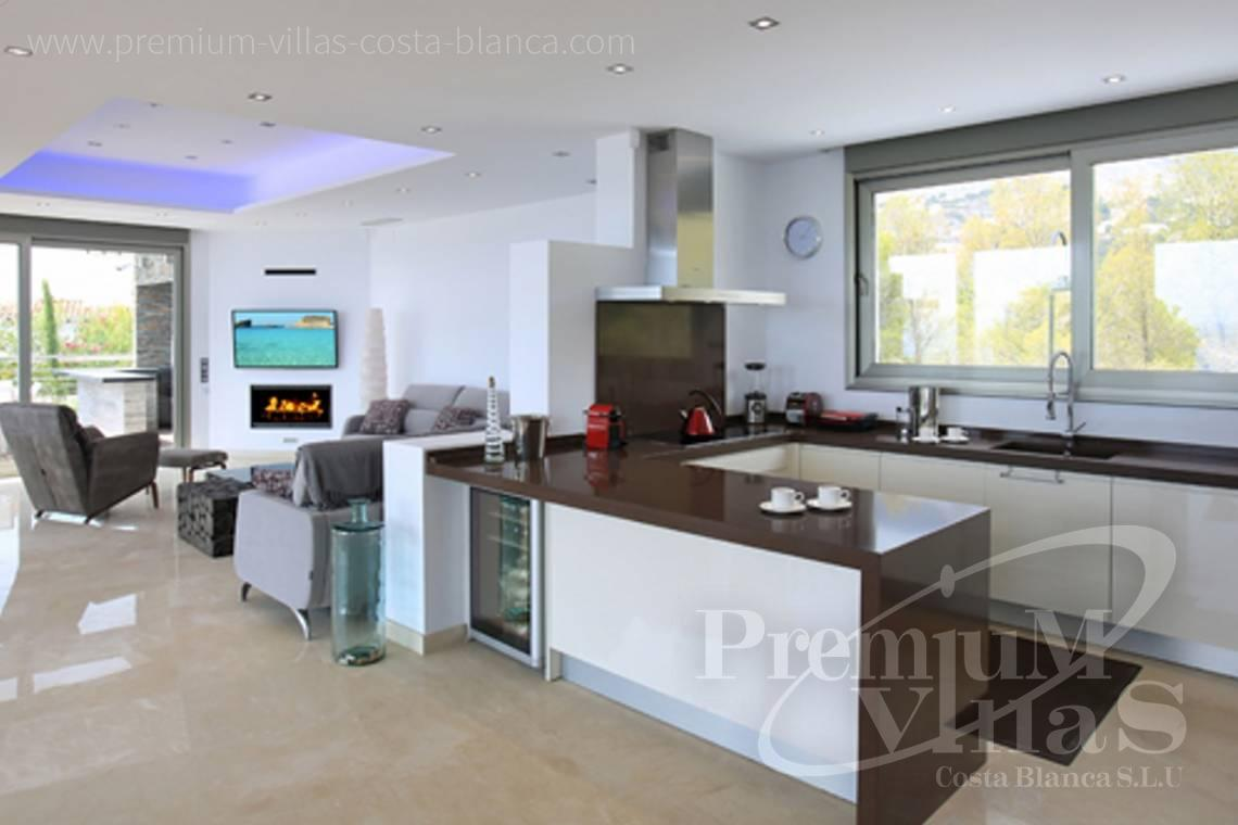- C1531 - Sea front villa in Altea! A unique luxury villa at the Costa Blanca 10