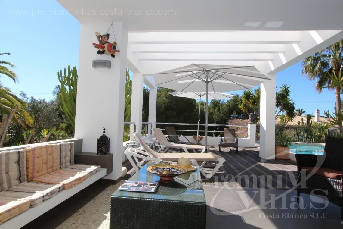 - C1765 - Modern villa at the golf course in Altea with panoramic views 13
