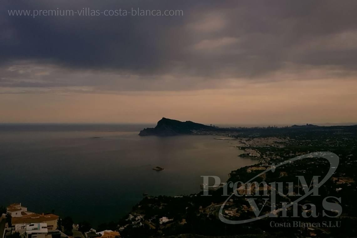 - C2189 - Single family homes in Altea Hills with stunning sea views 29