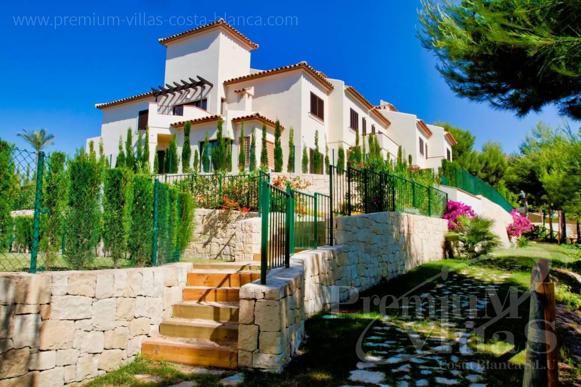 For sale bungalow near the golf course in Finestrat Aliciante - C2281 - 2 bedroom terraced houses in Finestrat 17
