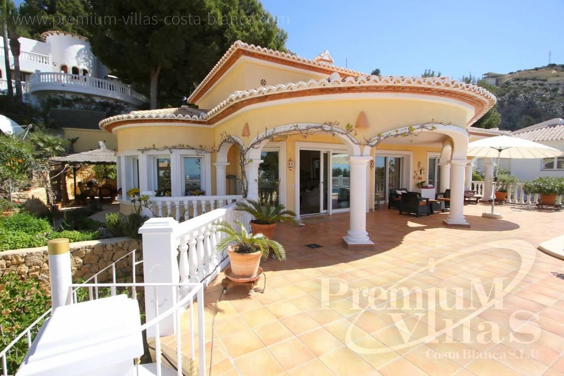 Villas with guest apartment in Altea Hills Costablanca - C2041 - Location, location location! Fantastic villa in Altea Hills  16