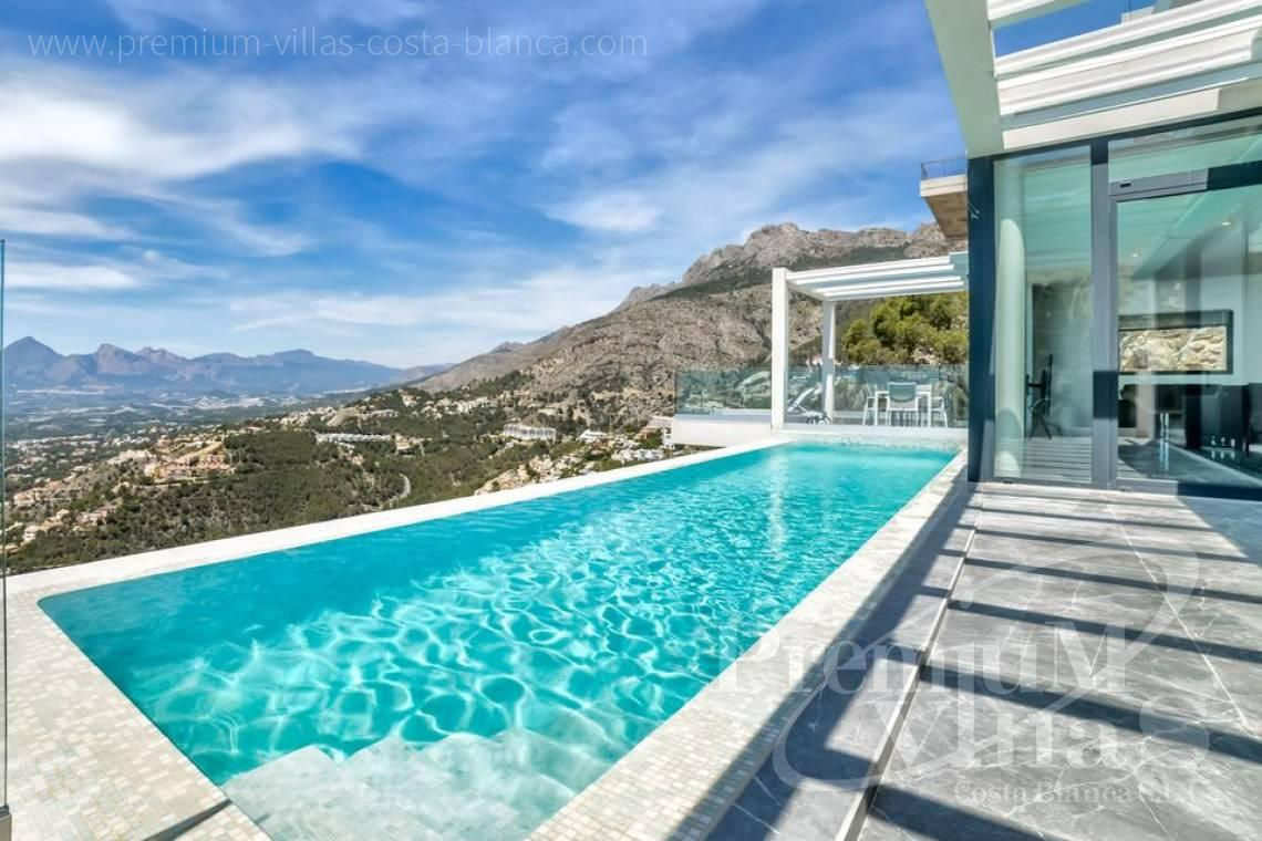 - C2485 - Modern luxury designer villa in Altea Hills  2