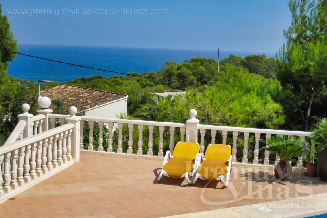 Villa with sea views in Altea Spain - C1298 - Contemporary style villa in Altea for sale with nice sea view 28