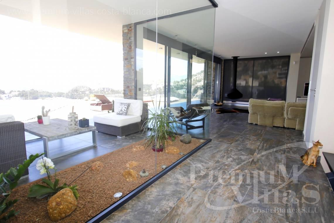 - C2173 - Ultra-modern villa in Altea Hills with elevator, spa and stunning sea views. 8