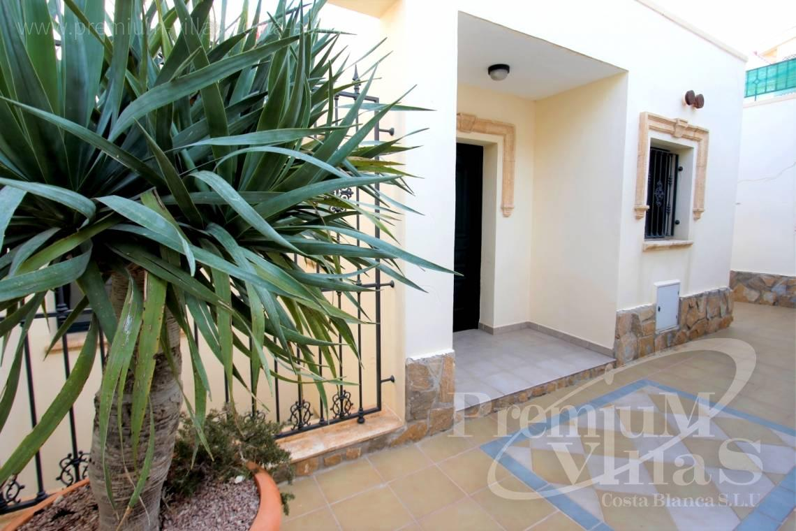 - C2212 - Sole agent! Beautiful bungalow in Mirador de Altea 20