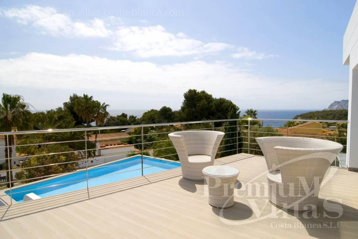 Modern villas close to the beach in Benissa Coatablanca - C2002 - Modern villa for sale near the sea 4