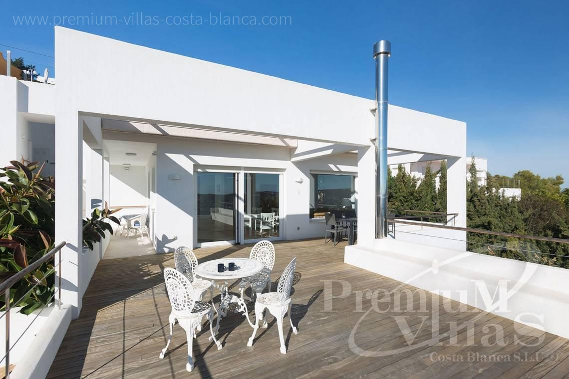 - CC2385 - Modern villa with panoramic sea views in Moraira 8