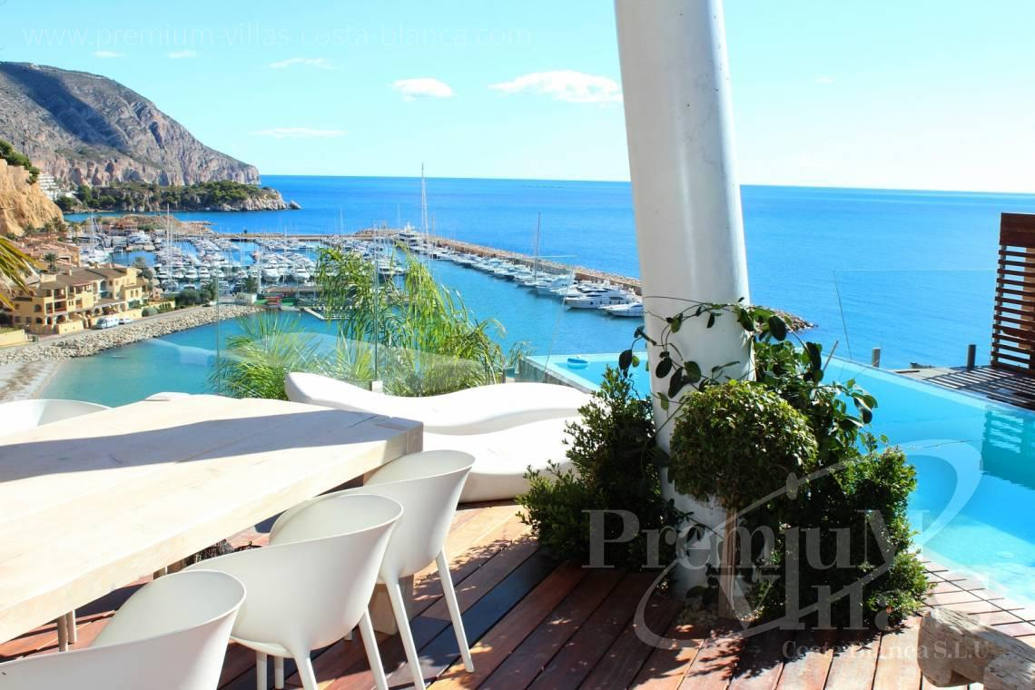 Villa House near the marina Campomanes Altea - C1261 - Modern villa in Altea within walking distance to the beach  2