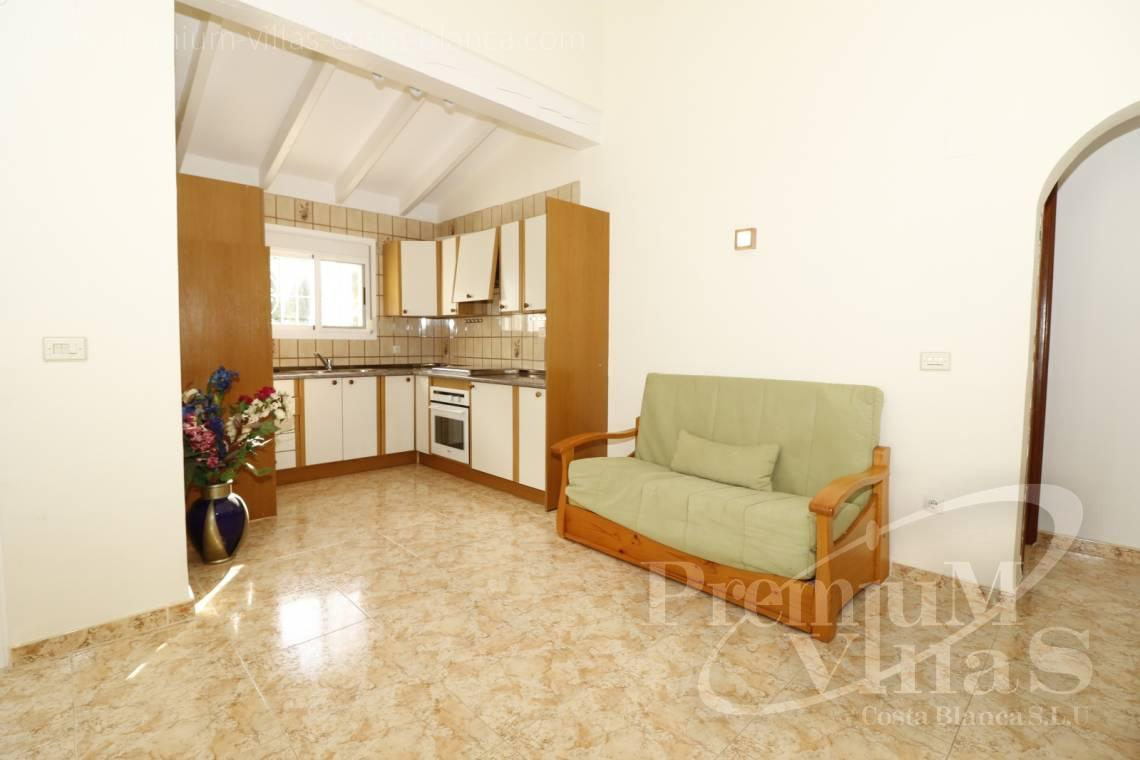 - C2231 -  House in Calpe with guest apartment 13