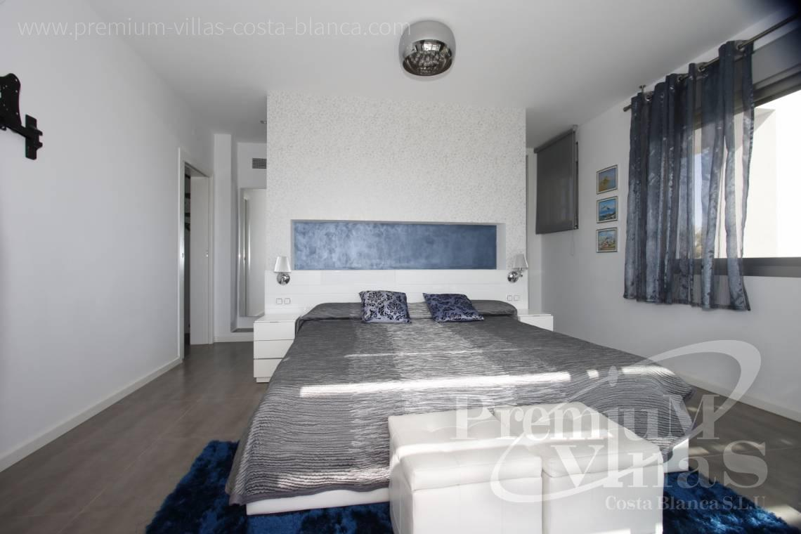 - C2130 - Modern villa for sale next to the town Calpe 15