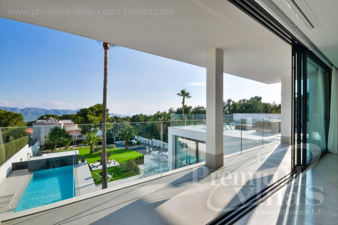 Luxury villa with guest apartment for sale in La Nucia Spain - C2010 - Modern villa with large guest apartment 25