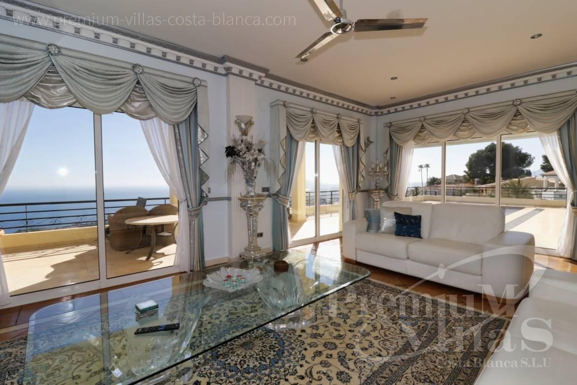 - C2410 - Luxury house with stunning sea views in the Sierra de Altea 11