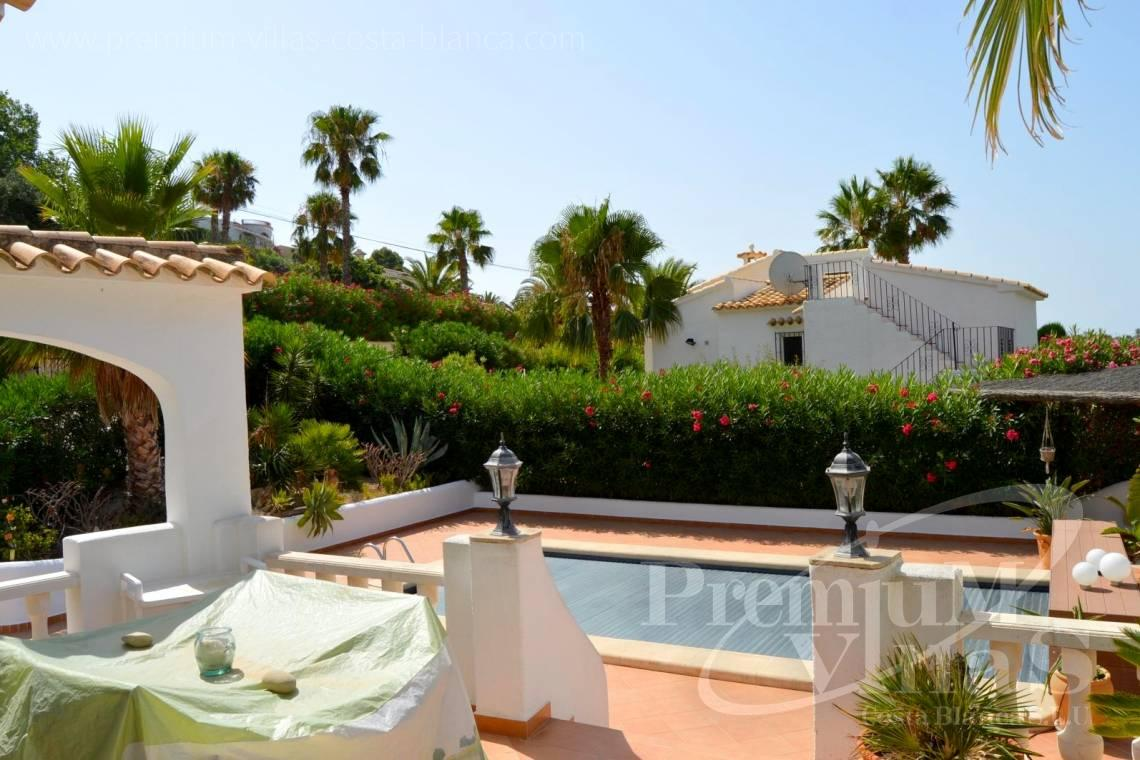 - C2135 - House in Benissa near the golf course Ifach and Cala Baladrar 21