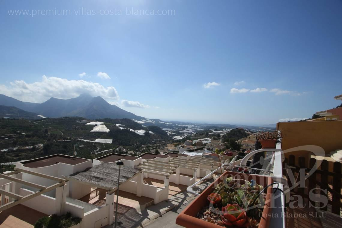 House with views to the mountains in Callosa de Ensarria Costa Blanca - C2062 - Lovely house with wonderful views and pool in Callosa 2