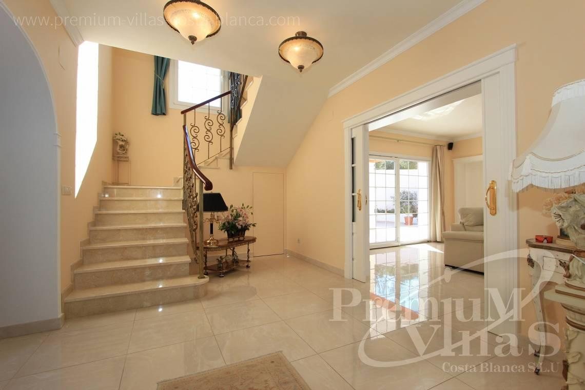 - C1721 - Colonial style villa in Altea with lovely sea views 10