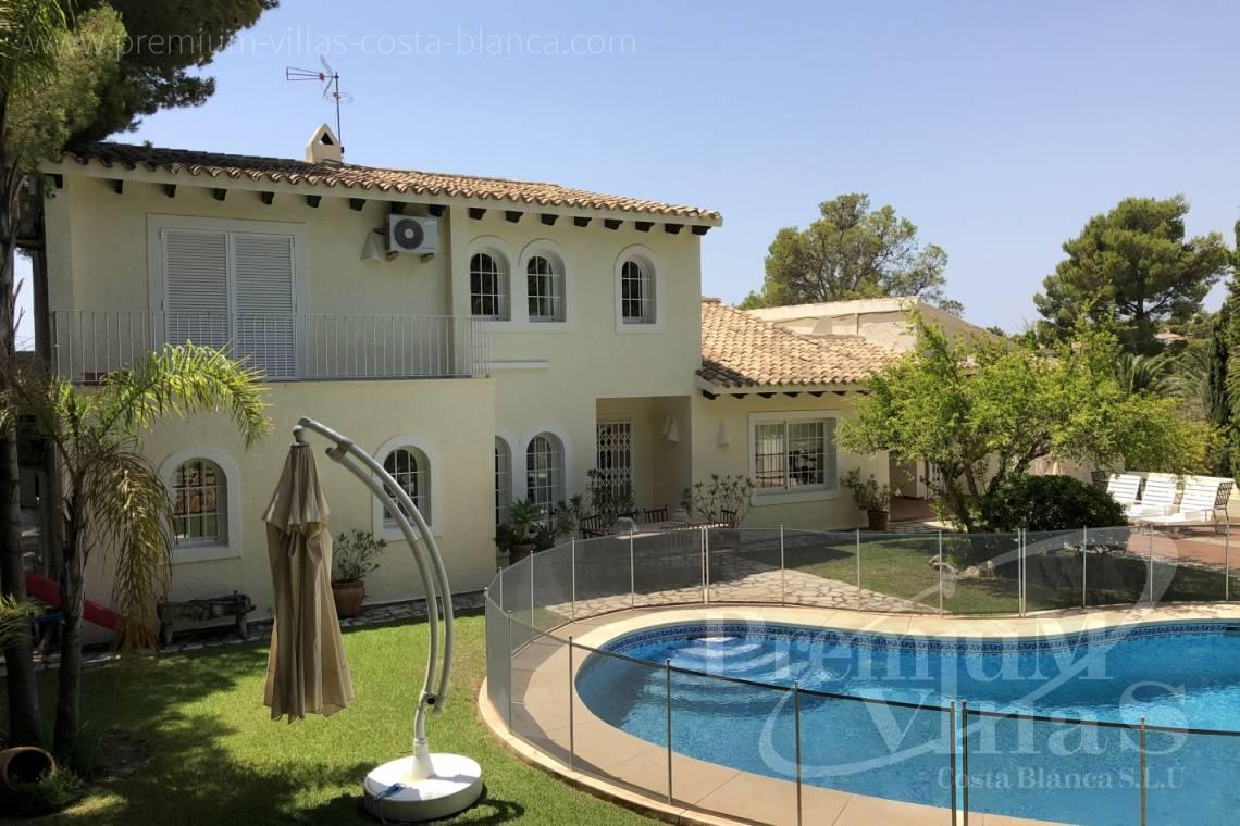 Buy villa house close to the golf course Altea - C2157 - Huge villa in Altea very close to Don Cayo Golf Course 3