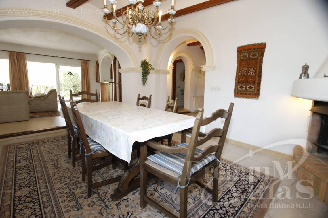- C2162 - Villa in Altea with guest apartment and sea views 14