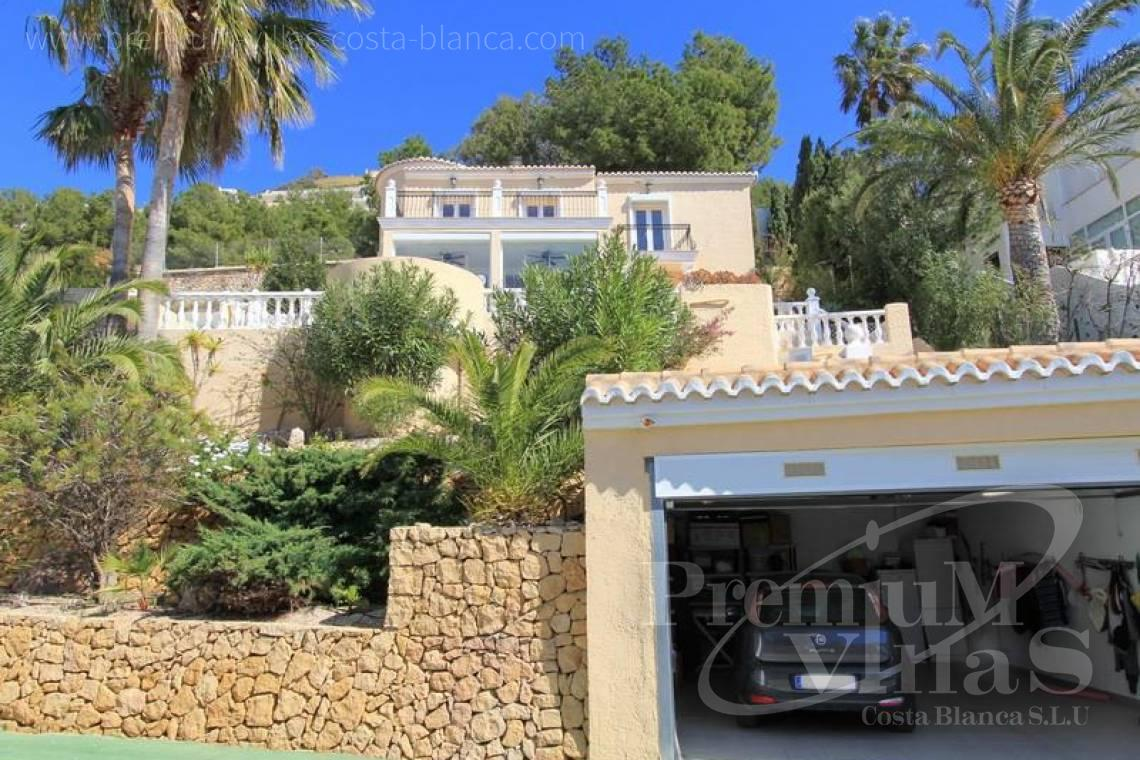 buy property Costa Blanca Spain - C1761 - Villa for sale with superb sea views in Altea Hills 4